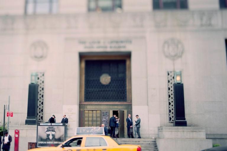 new york city hall elopement // joyeuse photography