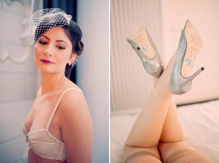french soft and romantic boudoir photography // joyeuse photography