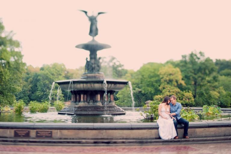 creative photography central park // joyeuse photography