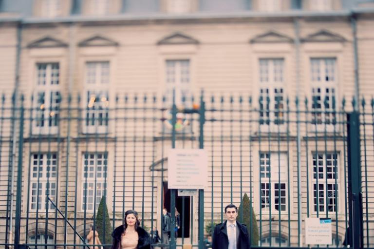 vintage-inspired wedding photography france // joyeuse photography