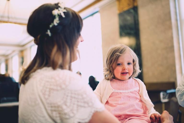 new york photojournalistic city hall wedding // joyeuse photography
