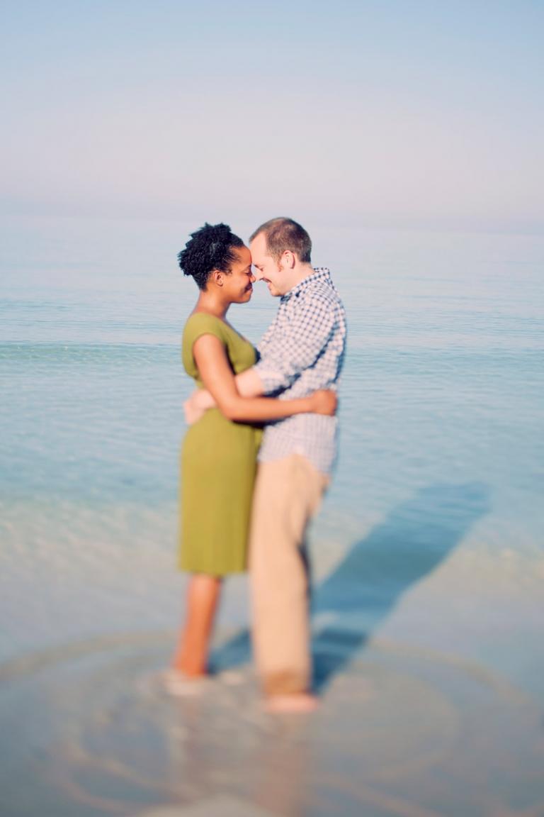 beach destination wedding photography // joyeuse photography