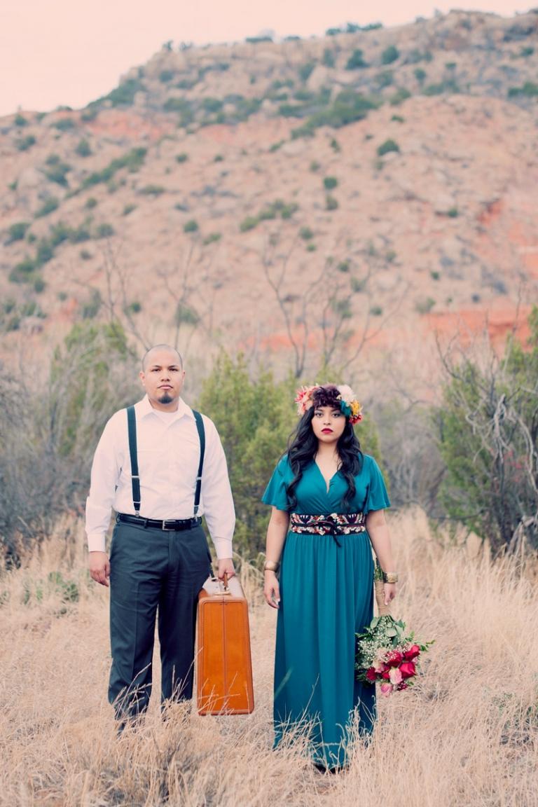 bohemian travel inspired photo shoot // joyeuse photography