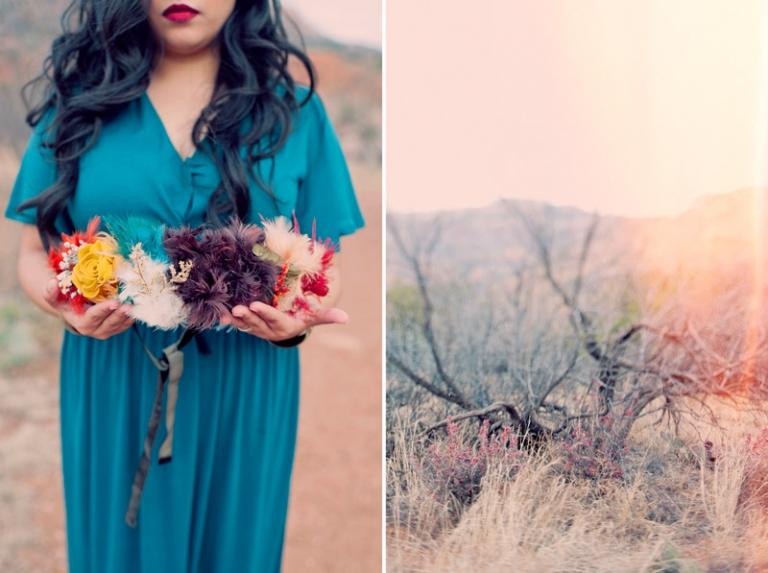 andean inspired boho photo shoot // joyeuse photography