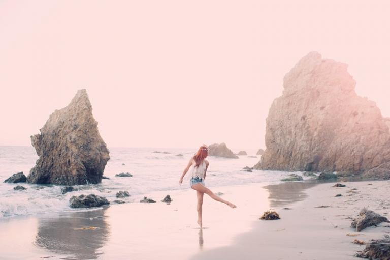 dreamy LA california photography // joyeuse photography