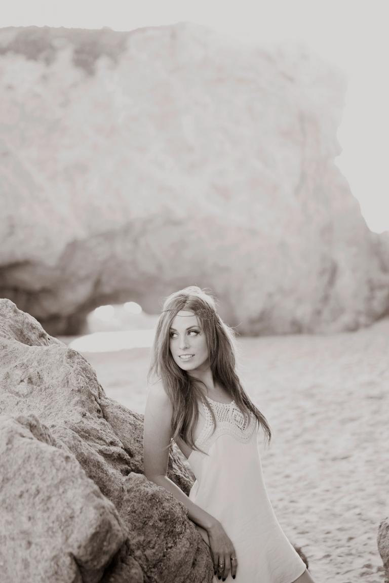 west coast dreamy portrait photography // joyeuse photography