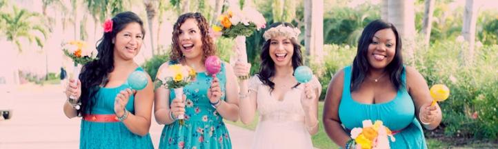 creative wedding photography - joyeuse photography