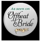 unique bride wedding blog