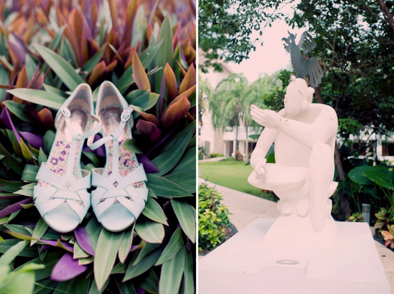 mexico resort wedding - joyeuse photography